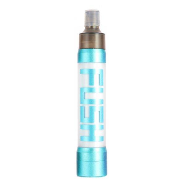 Fush nano Pod kit bleu ciel blanc ACROHM